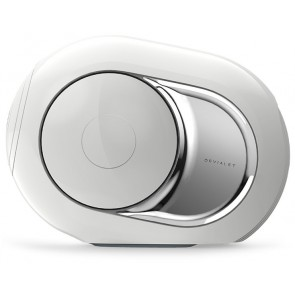 Devialet Phantom white... white and bright and now repriced at $2690