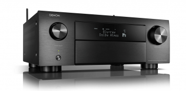 Denon AVCX-4700H 8K ready 9.2 channel home theatre receiver ...