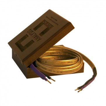 Analysis Plus Golden Oval Speaker Cable 8 Foot (2.4M)
