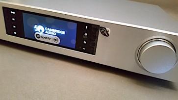 Cambridge Audio CXN V2 Network Digital Streamer of everything