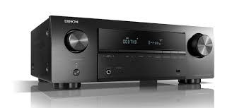 Denon AVR-X550BT ex demo stock available