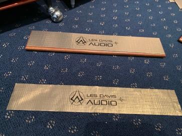 Les Davis Audio Power Strip 3D2 Damping Device