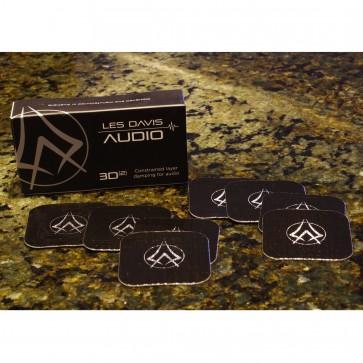 Les Davis Audio 3D-2 Isolation Discs (Box of 8)