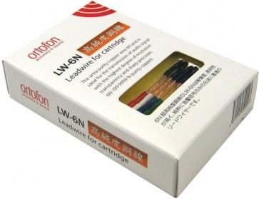 Ortofon Hi-Fi Headshell Cables LW 6N