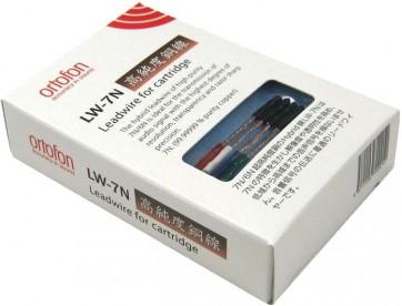 Ortofon Hi-Fi Headshell Cables LW 7N