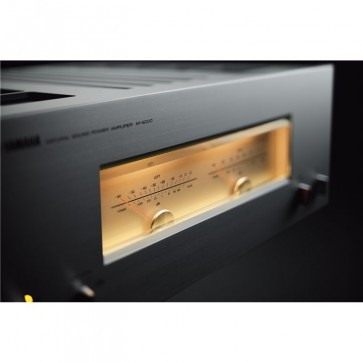 Yamaha M-5000 Power Amplifier...........In A Class of Its Own
