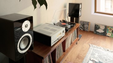 AS3200 at home with the new NS3000 speakers