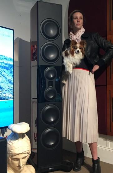 Monitor Audio Platinum PL500II loudspeakers