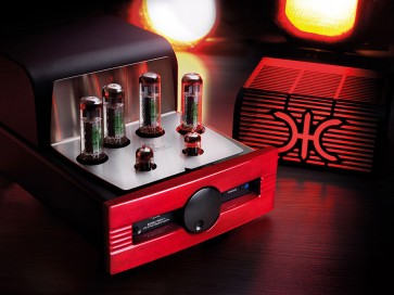 Synthesis Roma 96DC Valve integrated Amplifier 25W Pure Class A (Handmade in Italy)