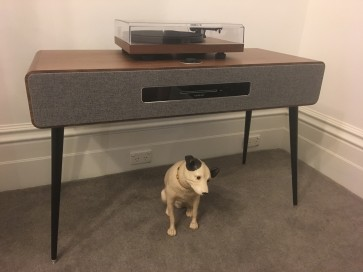 Ruark R7 MkIII ...The Radiogram Redesigned and now the Gramaphone Reincarnated