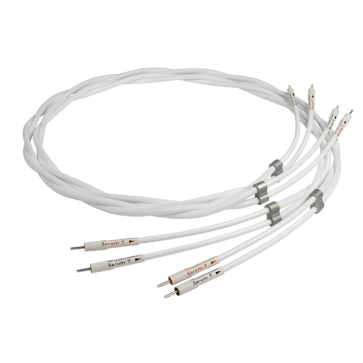 Chord Sarum T Speaker Cable 2m Pair Banana to Banana