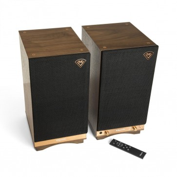 Klipsch The Sixes...Powered Bookshelf Speakers with Phono