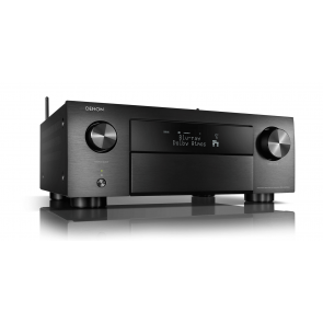 Denon AVRX-4700H 8K ready 9.2 channel home theatre receiver ... available August
