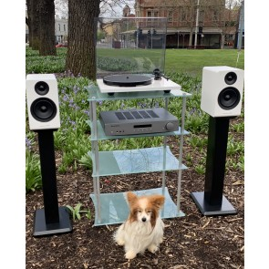 The Theocracy vinyl stereo system … $1925 reduced to $1414 …
