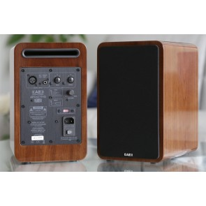 Acoustic Energy AE1 Active loudspeakers ... Class AB amps and balanced inputs