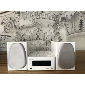 Denon Ceol Piccolo N5, White Mini-System, EX-DEMO