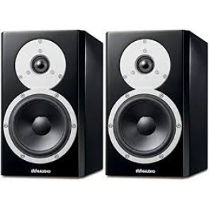 Dynaudio Excite X14A, Active bookshelf speakers, EX-DEMO pair, Satin Black