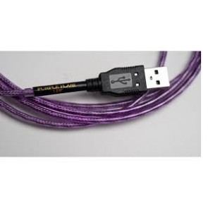 Nordost Purple Flare USB 0.6M with varied termination options