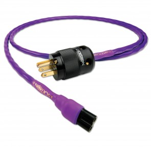 Nordost Purple Flare Power Cable 1m Figure 8