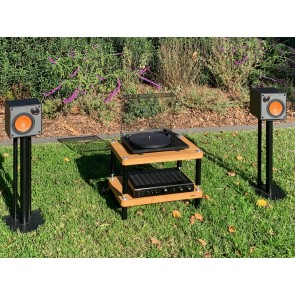 Music Maker System ... Turntable Amplifier and Speakers