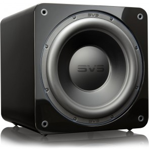 SVS SB-3000 Sealed Box 2500w Peak Power Subwoofer (Available in Gloss Black or Black Ash)