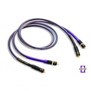 Analysis Plus Solo Crystal Oval 1m RCA or XLR