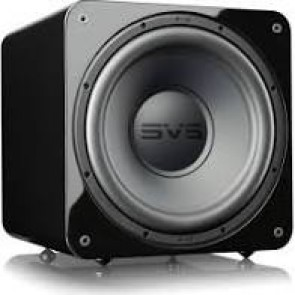 SVS SB-1000 Pro, Sealed Box Subwoofer Gloss White, Gloss Black
