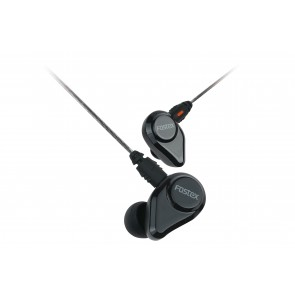 Fostex TE04 Stereo In Ear Headphones