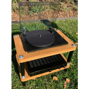 Music Maker System ... Turntable Amplifier and Speakers $999