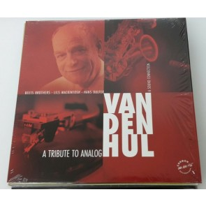 "Van Den Hul ""A Tribute to Analog- A Sound Connection"" Demo LP Record"