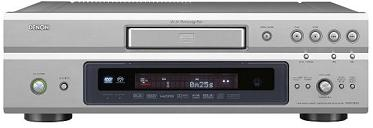 The Denon DVD3910