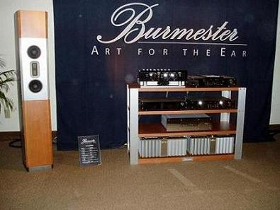 burmester at the 2006 CES!