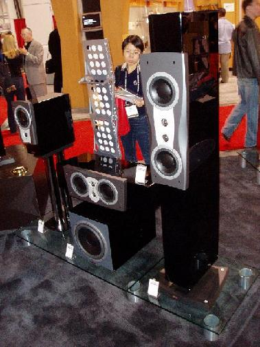 dynaudio at the 2006 CES!