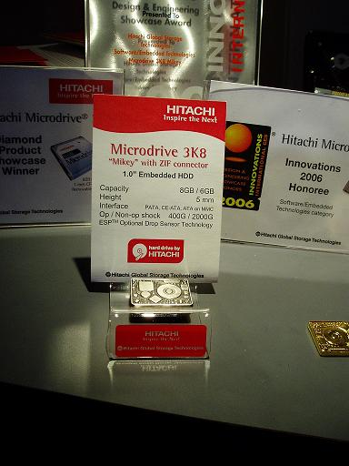 hitachi at the 2006 CES!
