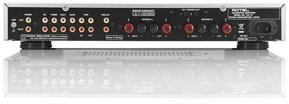 Rotel RA-10 Amplifier