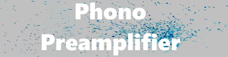Phono Preamplifiers - Vinyl - Hi-Fi Melbourne's best Hifi