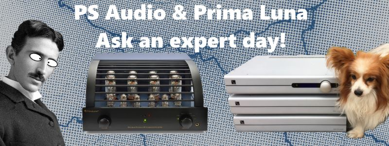 Prima Luna PS Audio