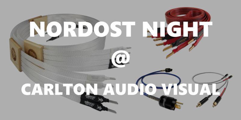 Nordost Carlton Audio Visual